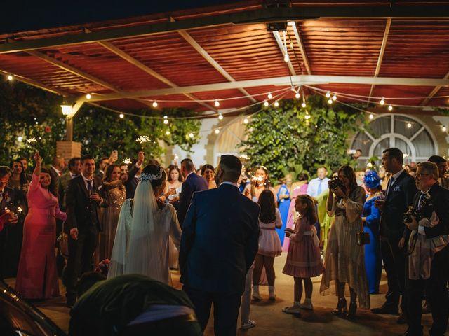 La boda de Andrés y Pepita en Conil De La Frontera, Cádiz 57