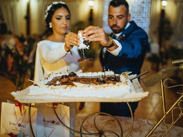 La boda de Andrés y Pepita en Conil De La Frontera, Cádiz 60