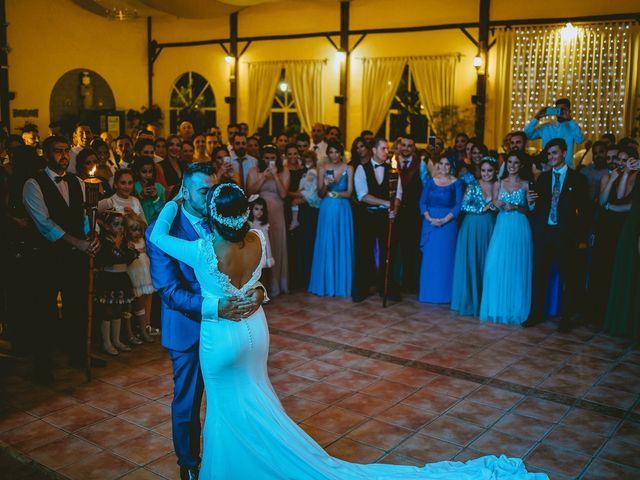 La boda de Andrés y Pepita en Conil De La Frontera, Cádiz 63