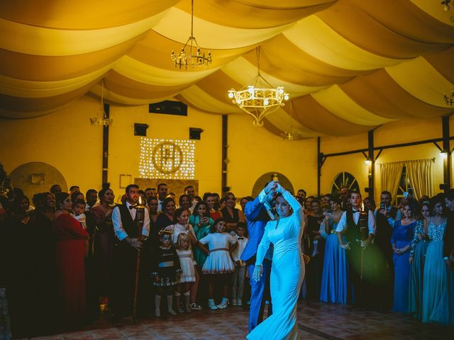 La boda de Andrés y Pepita en Conil De La Frontera, Cádiz 64