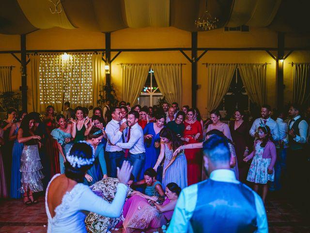 La boda de Andrés y Pepita en Conil De La Frontera, Cádiz 69