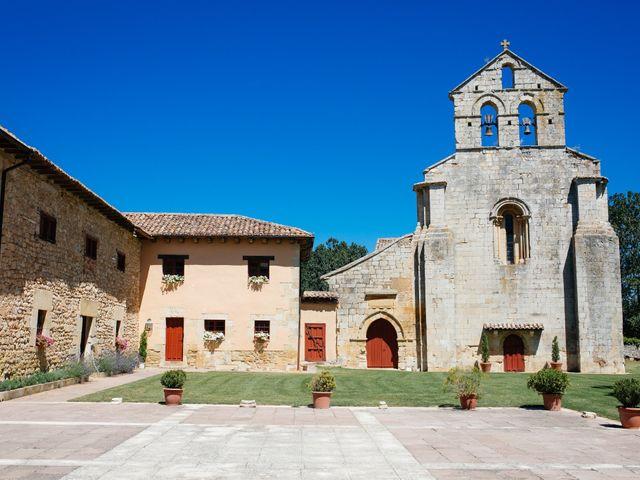 La boda de Gonzalo y Alicia en Olmos De Ojeda, Palencia 3