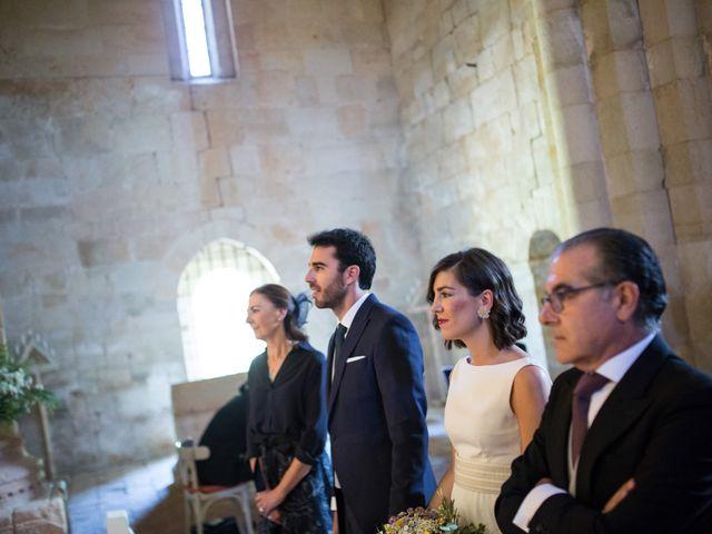 La boda de Gonzalo y Alicia en Olmos De Ojeda, Palencia 45