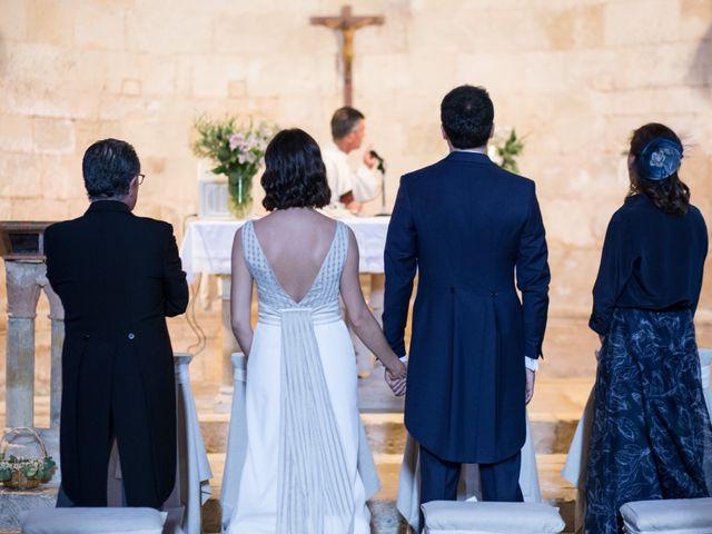 La boda de Gonzalo y Alicia en Olmos De Ojeda, Palencia 46