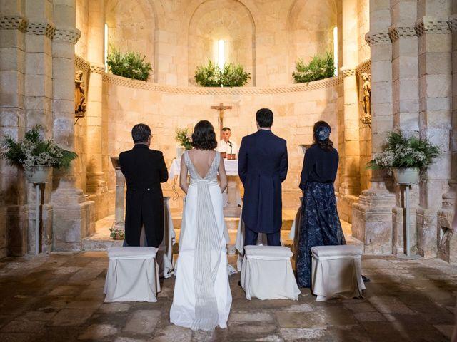 La boda de Gonzalo y Alicia en Olmos De Ojeda, Palencia 50