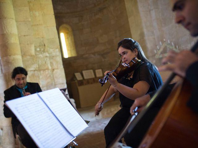 La boda de Gonzalo y Alicia en Olmos De Ojeda, Palencia 54