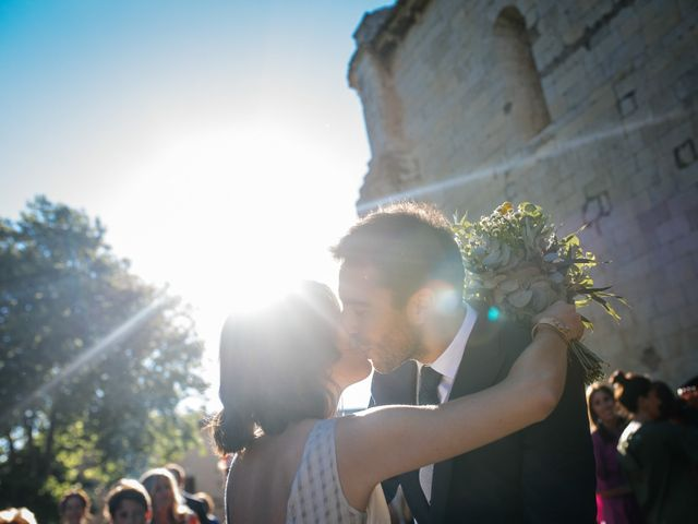 La boda de Gonzalo y Alicia en Olmos De Ojeda, Palencia 1