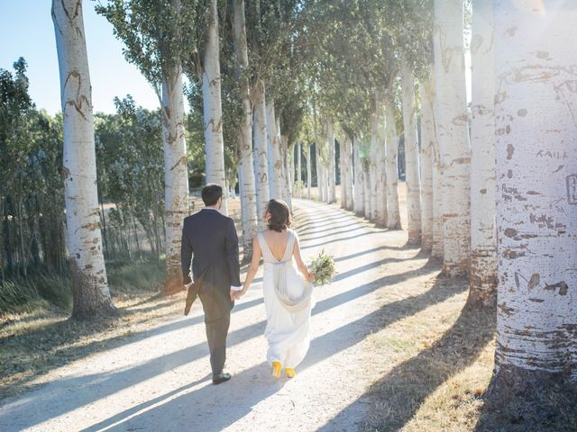 La boda de Gonzalo y Alicia en Olmos De Ojeda, Palencia 68