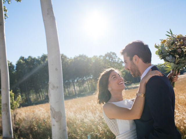 La boda de Gonzalo y Alicia en Olmos De Ojeda, Palencia 73