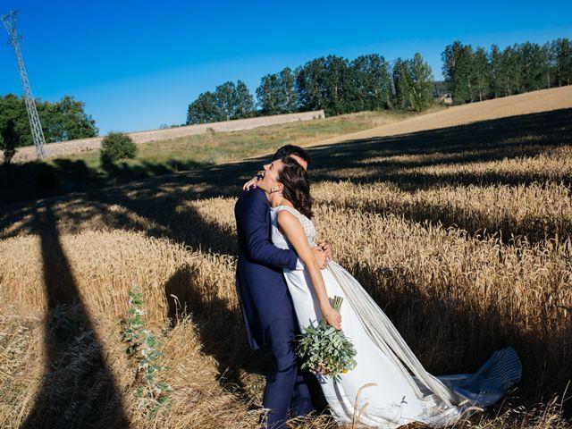 La boda de Gonzalo y Alicia en Olmos De Ojeda, Palencia 74