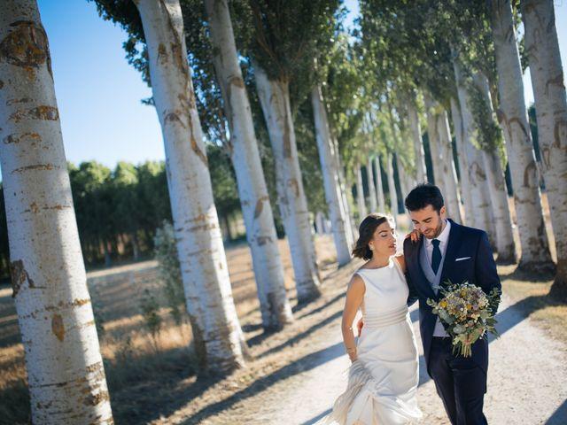 La boda de Gonzalo y Alicia en Olmos De Ojeda, Palencia 76