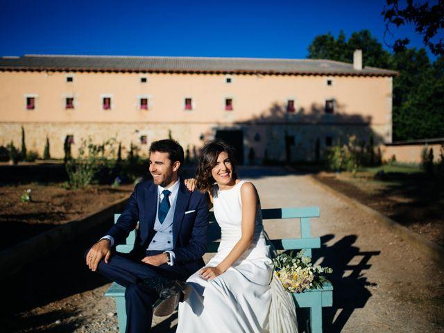 La boda de Gonzalo y Alicia en Olmos De Ojeda, Palencia 77