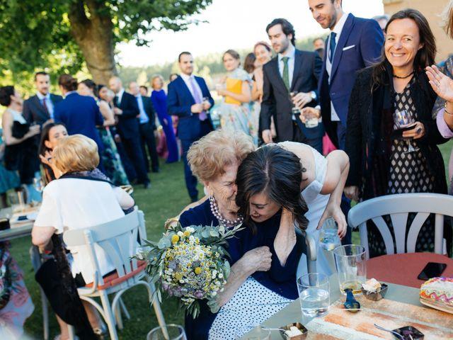 La boda de Gonzalo y Alicia en Olmos De Ojeda, Palencia 83
