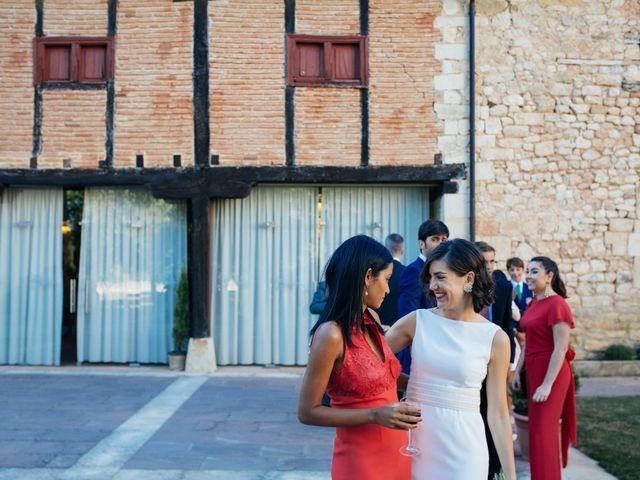 La boda de Gonzalo y Alicia en Olmos De Ojeda, Palencia 85