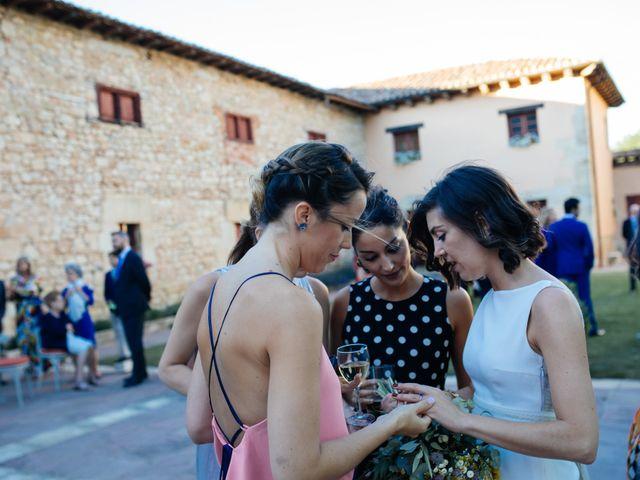 La boda de Gonzalo y Alicia en Olmos De Ojeda, Palencia 86