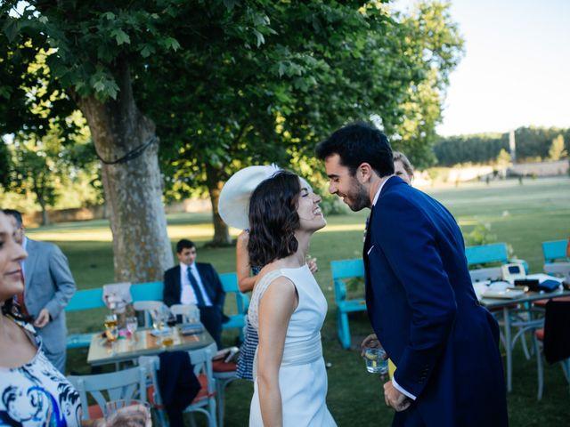 La boda de Gonzalo y Alicia en Olmos De Ojeda, Palencia 89