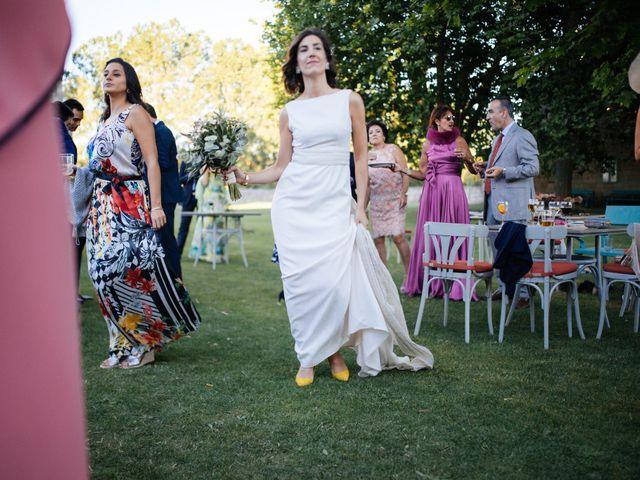 La boda de Gonzalo y Alicia en Olmos De Ojeda, Palencia 90