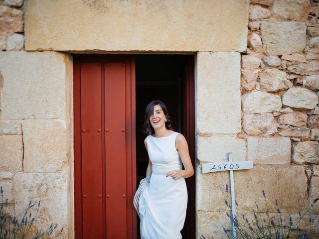 La boda de Gonzalo y Alicia en Olmos De Ojeda, Palencia 92