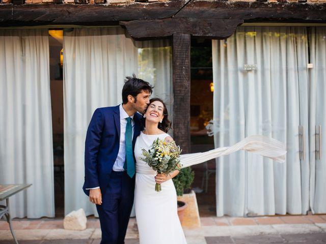La boda de Gonzalo y Alicia en Olmos De Ojeda, Palencia 93