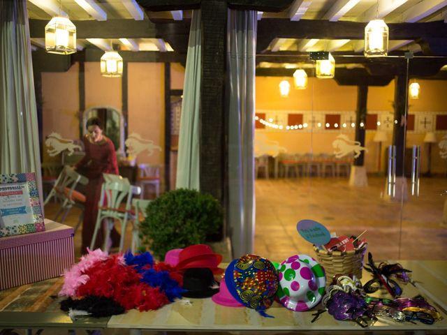 La boda de Gonzalo y Alicia en Olmos De Ojeda, Palencia 108