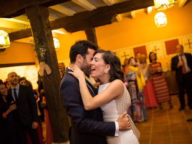La boda de Gonzalo y Alicia en Olmos De Ojeda, Palencia 112