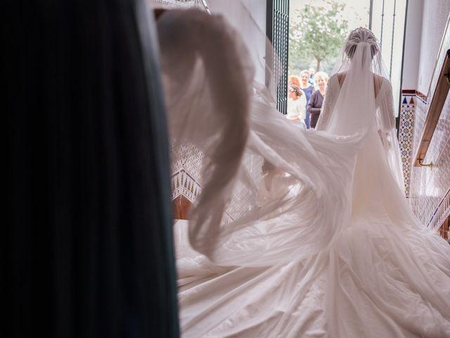 La boda de Pablo y María en Espartinas, Sevilla 26
