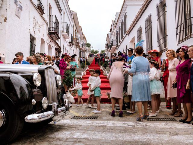 La boda de Pablo y María en Espartinas, Sevilla 31