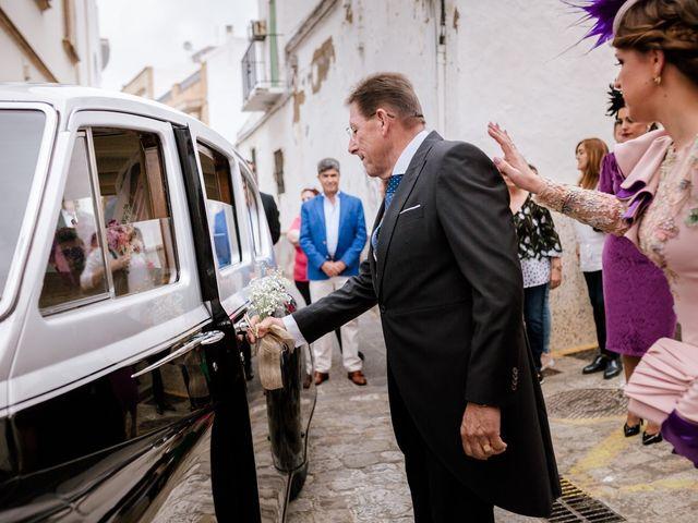 La boda de Pablo y María en Espartinas, Sevilla 32