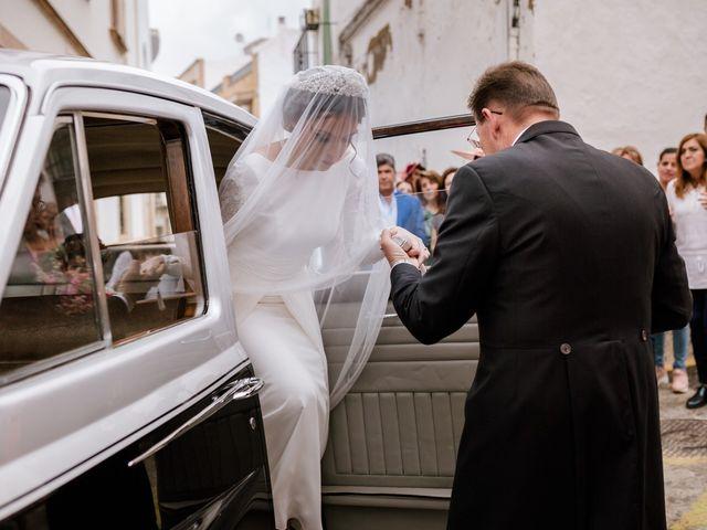 La boda de Pablo y María en Espartinas, Sevilla 33