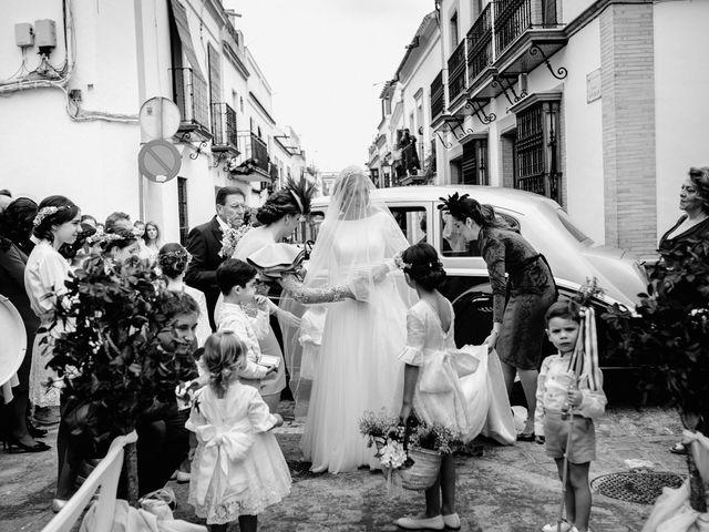 La boda de Pablo y María en Espartinas, Sevilla 34