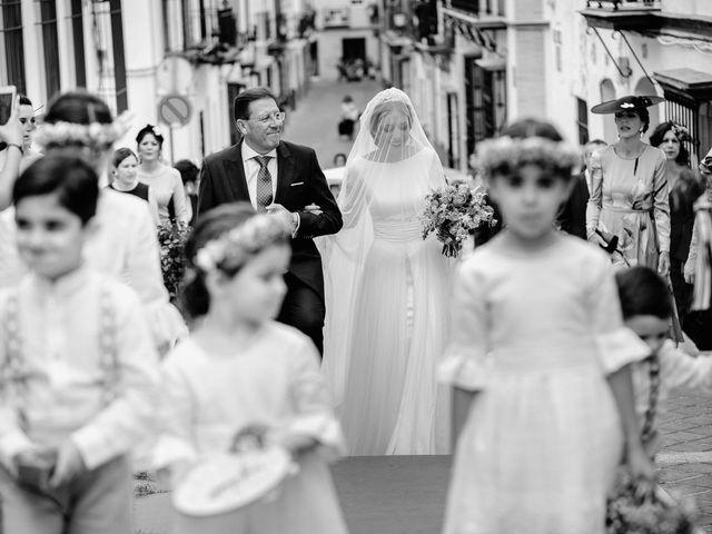 La boda de Pablo y María en Espartinas, Sevilla 35