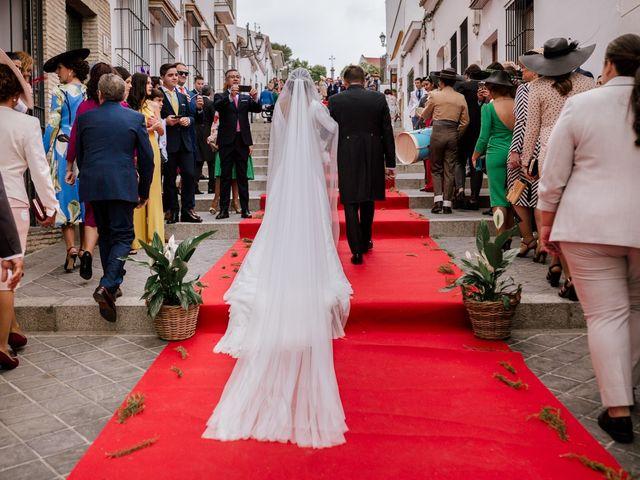 La boda de Pablo y María en Espartinas, Sevilla 36