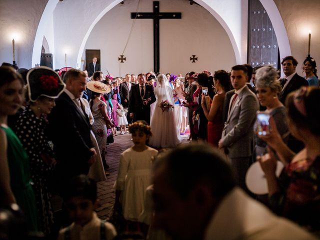La boda de Pablo y María en Espartinas, Sevilla 37