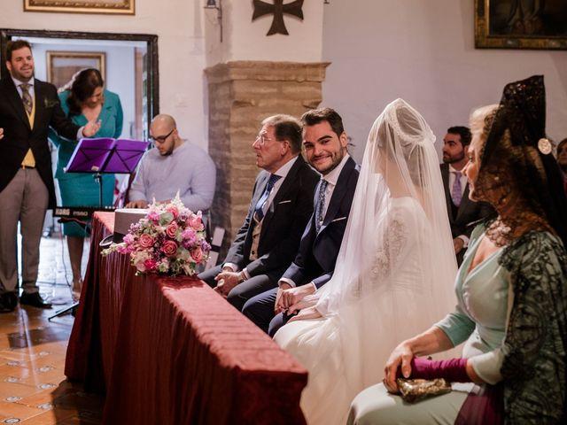 La boda de Pablo y María en Espartinas, Sevilla 38