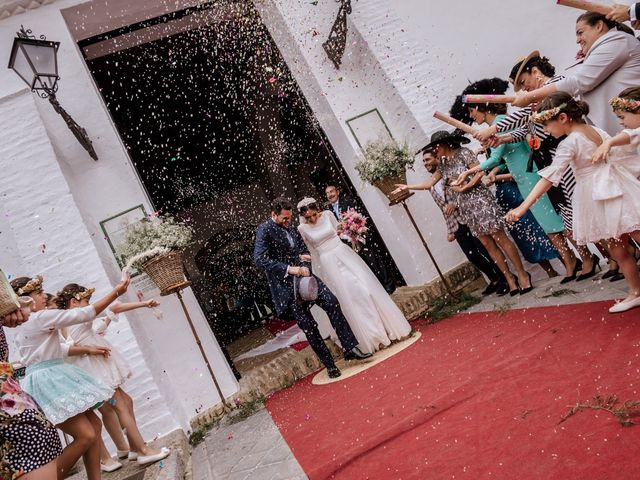 La boda de Pablo y María en Espartinas, Sevilla 42