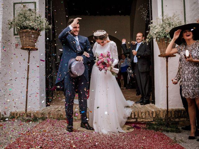 La boda de Pablo y María en Espartinas, Sevilla 43