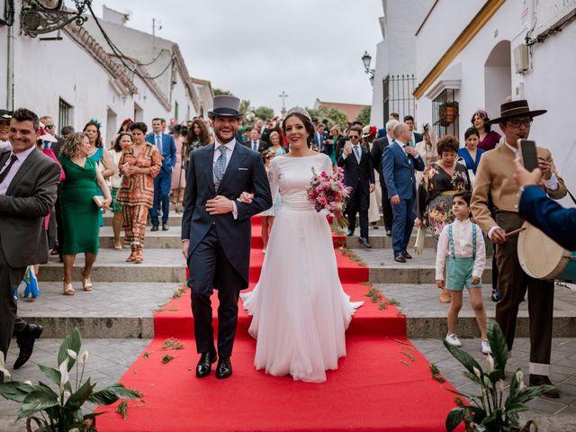 La boda de Pablo y María en Espartinas, Sevilla 44