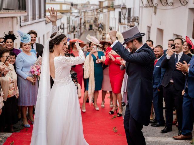 La boda de Pablo y María en Espartinas, Sevilla 45