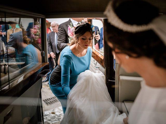 La boda de Pablo y María en Espartinas, Sevilla 46