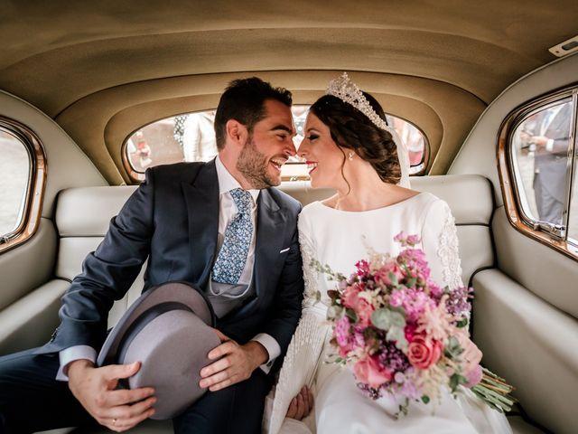 La boda de Pablo y María en Espartinas, Sevilla 47