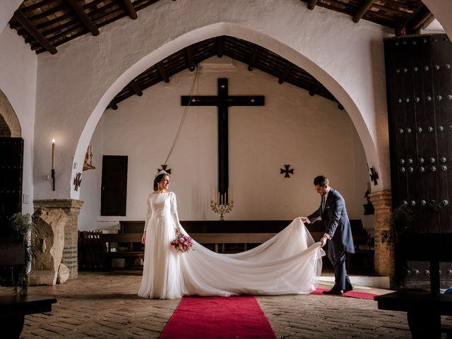 La boda de Pablo y María en Espartinas, Sevilla 48