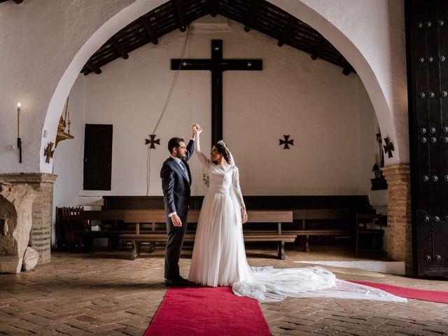 La boda de Pablo y María en Espartinas, Sevilla 49