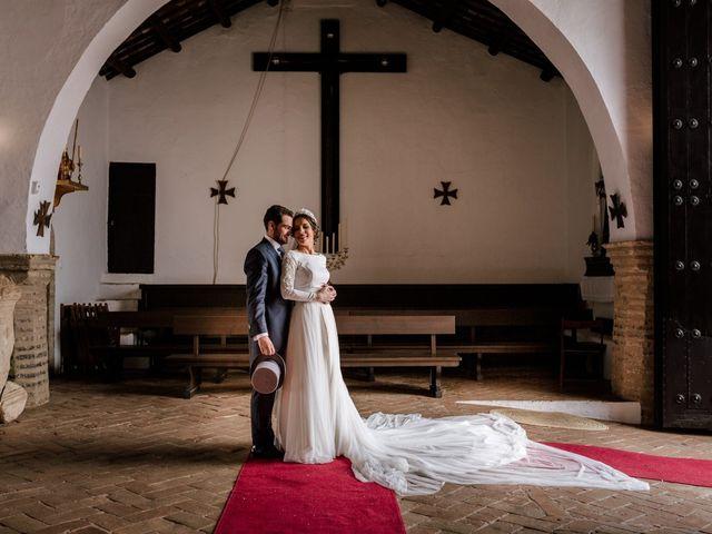 La boda de Pablo y María en Espartinas, Sevilla 50