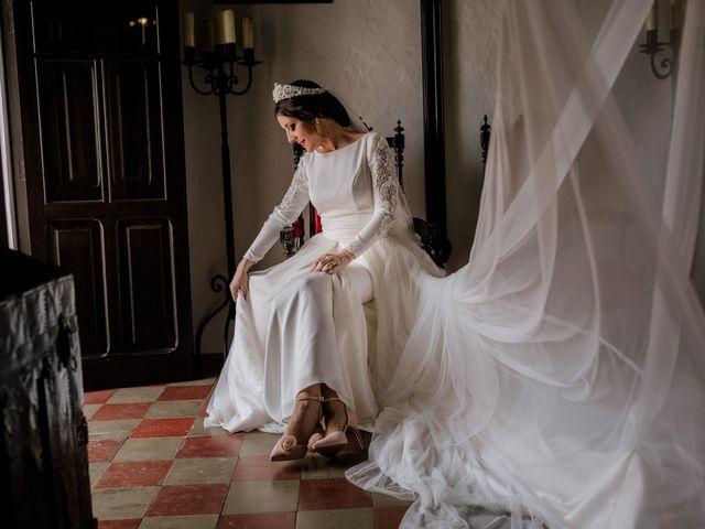 La boda de Pablo y María en Espartinas, Sevilla 51