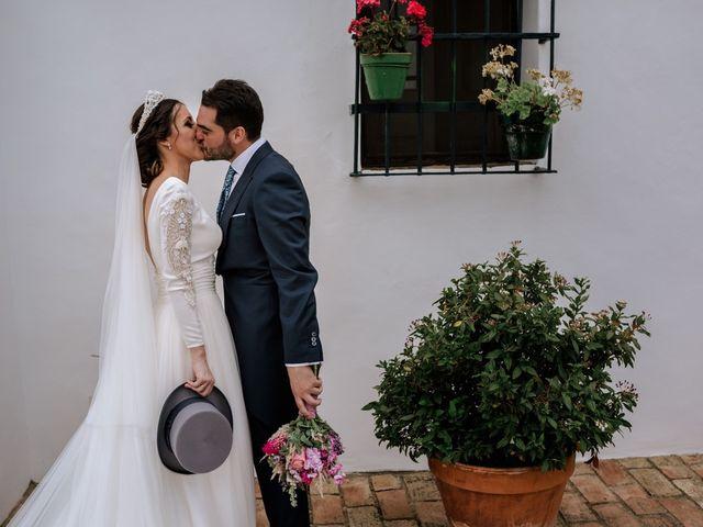 La boda de Pablo y María en Espartinas, Sevilla 54