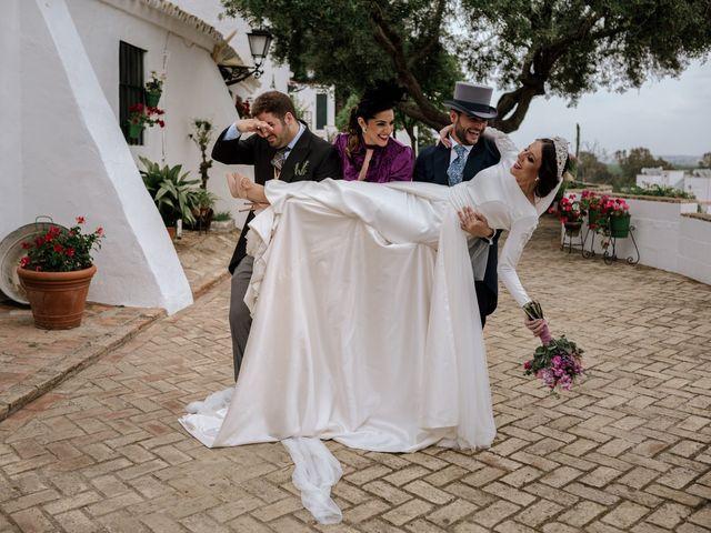 La boda de Pablo y María en Espartinas, Sevilla 55