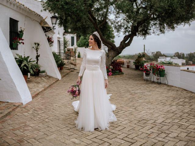 La boda de Pablo y María en Espartinas, Sevilla 56