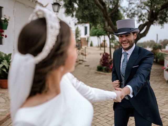 La boda de Pablo y María en Espartinas, Sevilla 57