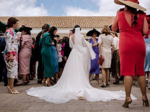 La boda de Pablo y María en Espartinas, Sevilla 61