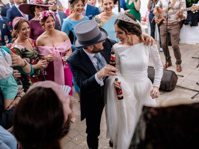 La boda de Pablo y María en Espartinas, Sevilla 62